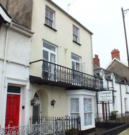 6 bed terraced house for sale in Connaught Guest House, Main Street, Pembroke, Pembrokeshire