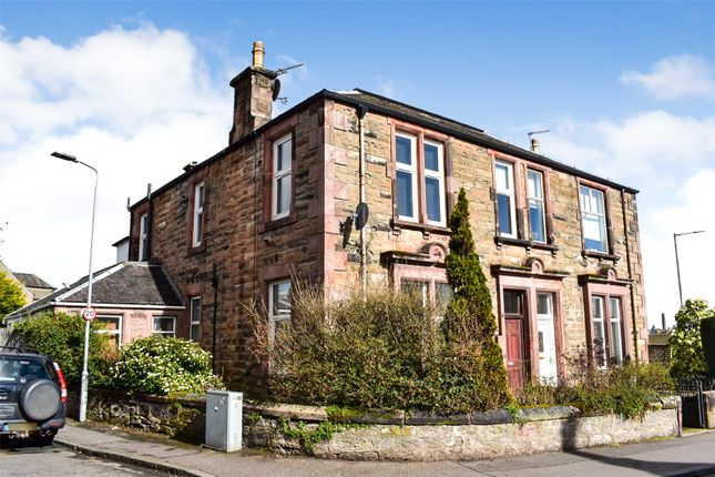 Thumbnail Flat for sale in North Street, Alloa