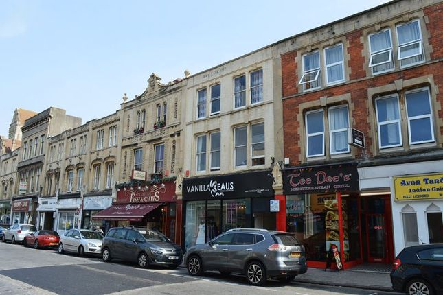 Thumbnail Retail premises for sale in Waterloo Street, Weston-Super-Mare