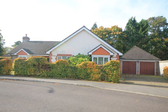 Thumbnail Detached bungalow for sale in Heather Gardens, Newbury