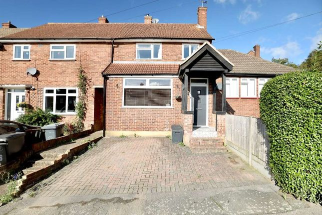 2 bed terraced house for sale in Colson Path, Loughton IG10