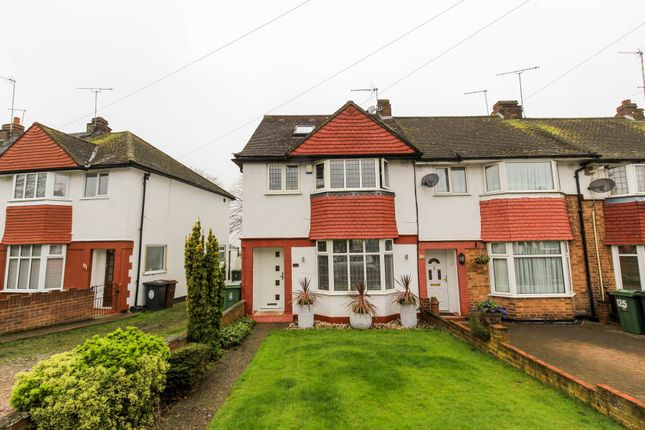 Thumbnail End terrace house for sale in Drysdale Avenue, London