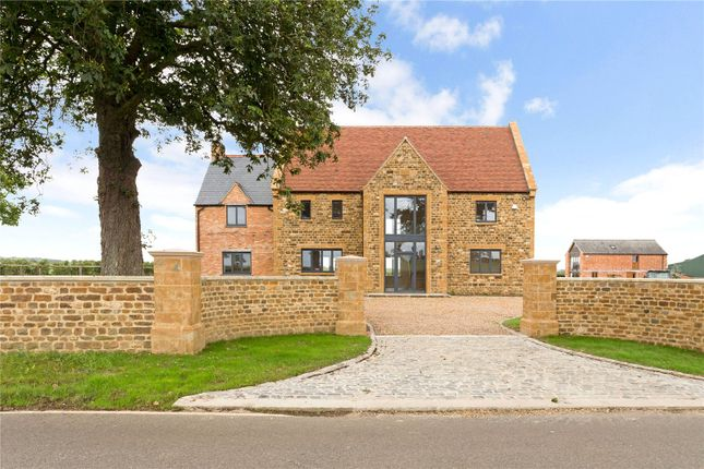 Thumbnail Detached house to rent in Preston Capes, Daventry, Northamptonshire