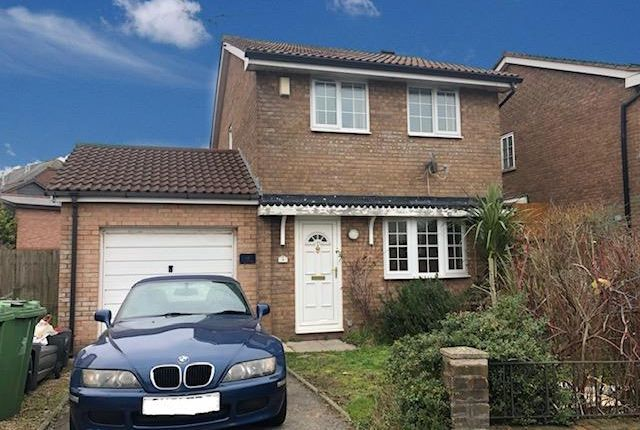 Thumbnail Property to rent in Celerity Drive, Cardiff
