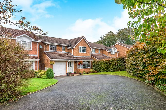 Thumbnail Detached house for sale in Skylark Close, Uttoxeter