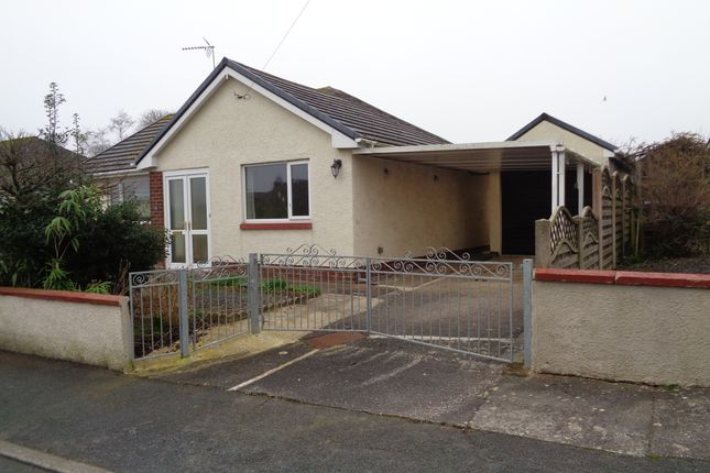 Thumbnail Detached bungalow for sale in Mount Barnard View, Ulverston