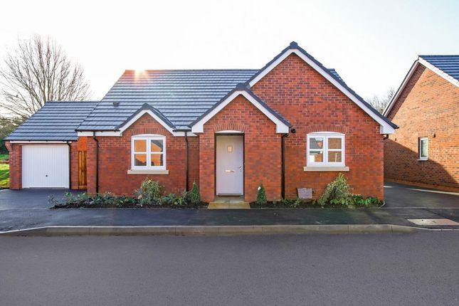 "Thumbnail Bungalow for sale in ""Fairfield"" at Oaks Road, Great Glen, Leicester"
