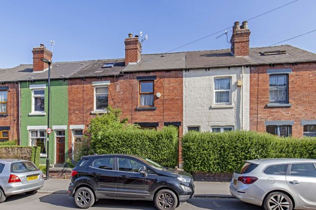 3 bed terraced house to rent in Rushdale Road, Sheffield S8