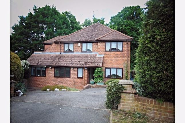 Thumbnail Detached house for sale in Beaumont Way, High Wycombe