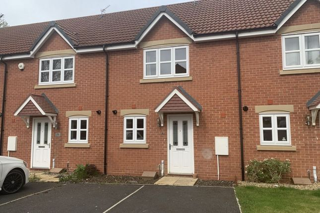 2 bed terraced house to rent in Buckthorn Way, Great Glen LE8