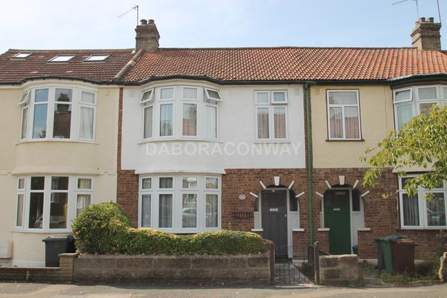 Thumbnail Terraced house to rent in Abbotts Crescent, Highams Park