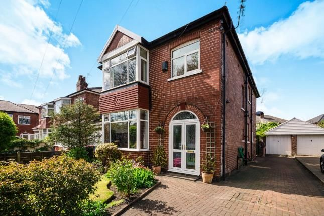 4 bedroom detached house for sale in Birch Avenue, Salford, Greater Manchester