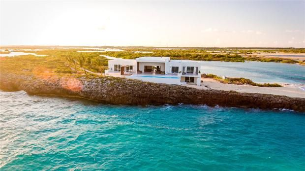 Thumbnail Property for sale in Tip Of The Tail Villa, Turtle Tail Drive, Providentiales, Turks And Caicos
