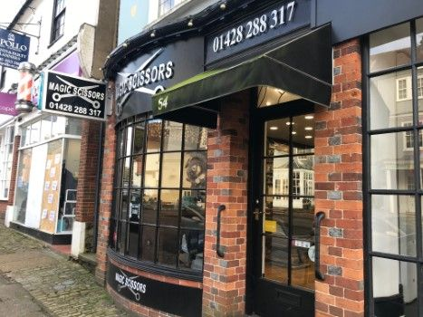 Thumbnail Commercial property for sale in High Street, Haslemere