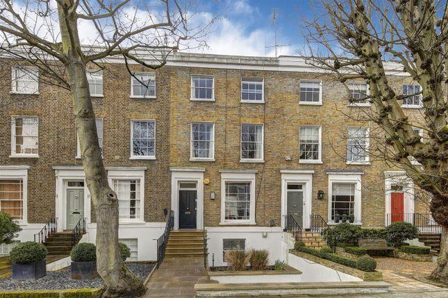 Terraced house for sale in Blenheim Terrace, St Johns Wood, London