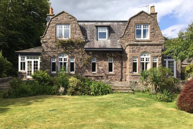 Thumbnail Detached house for sale in Haamar House, Kings Road, Stonehaven, Aberdeenshire