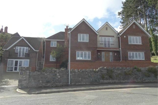 Thumbnail Detached house for sale in Oak Drive, Colwyn Bay, Conwy
