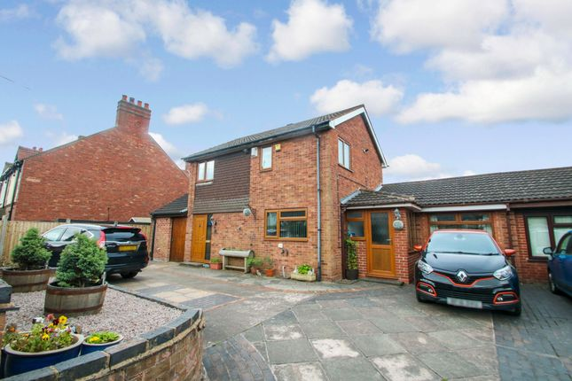 Thumbnail Link-detached house for sale in Watling Street, Dordon, Tamworth