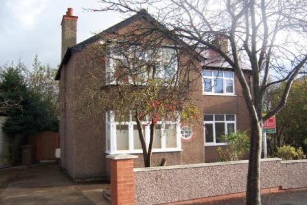 Thumbnail Detached house to rent in Daryl Road, Heswall, Wirral