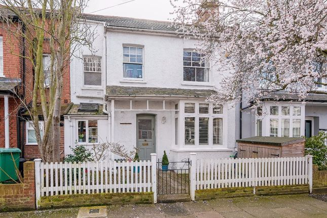 Thumbnail Terraced house for sale in Orchard Road, St Margarets, Twickenham