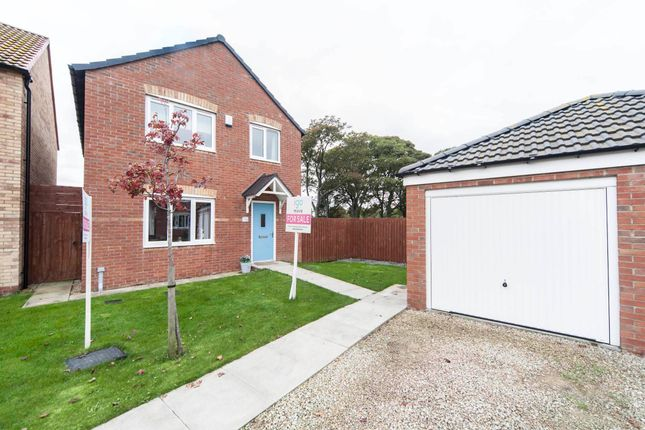 Thumbnail Detached house for sale in Whistlewood Close, Hartlepool