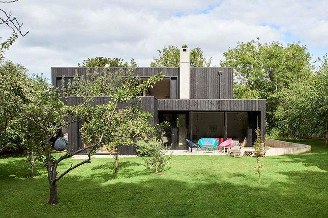 Thumbnail Detached house for sale in The Sett, Totland, Isle Of Wight