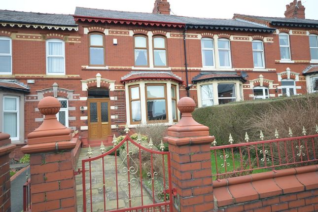 Thumbnail Terraced house for sale in Bryan Road, Blackpool
