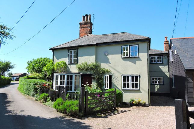 Thumbnail Detached house for sale in Chatham Green, Essex
