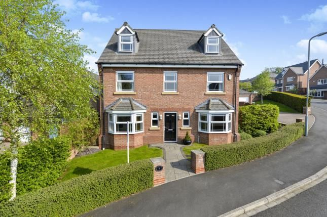Thumbnail Detached house for sale in Carr Bridge Close, Aislaby Road, Eaglescliffe, Stockton On Tees