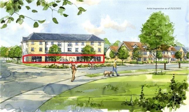 Thumbnail Retail premises for sale in Commercial Space At Nethermayne Develpment, Nethermayne, Basildon, Essex
