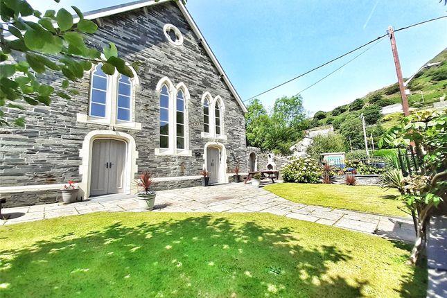 Thumbnail Detached house for sale in Llanegryn Street, Abergynolwyn, Tywyn, Gwynedd