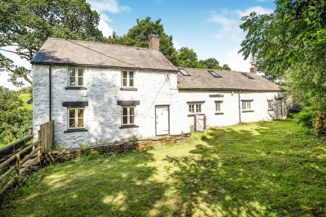Thumbnail Detached house for sale in Betws Gwerfil Goch, Corwen, Denbighshire, North Wales