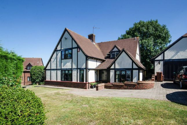 Thumbnail Detached house for sale in Heritage View, Harrow
