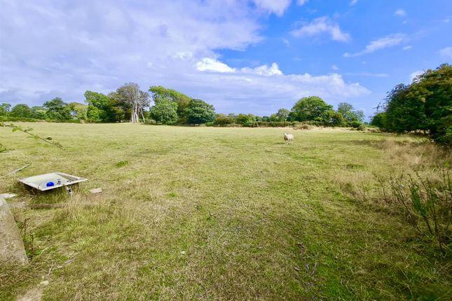 Land for sale in Bryn Awelon, Plas Gwyn, Pwllheli