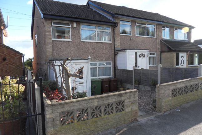 Thumbnail End terrace house to rent in Gainsborough Way, Stanley