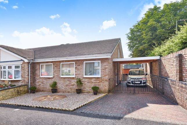 Thumbnail Semi-detached bungalow for sale in Sint Niklaas Close, Abingdon