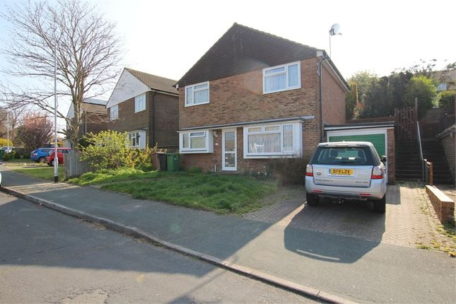 Thumbnail Detached house for sale in Reedswood Road, St Leonards-On-Sea, East Sussex