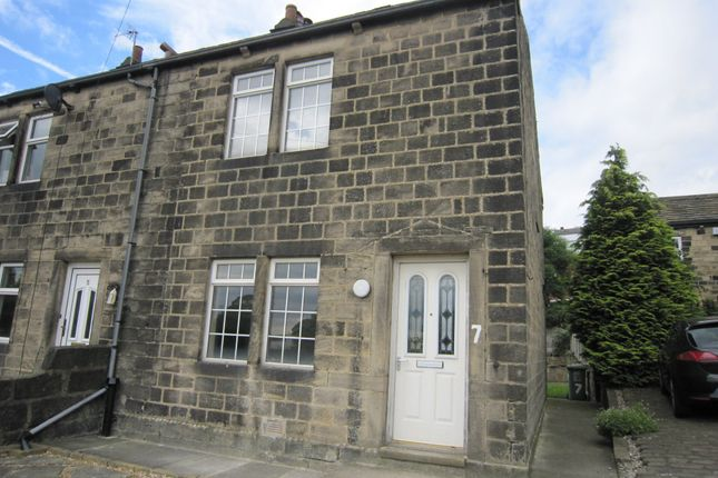 Thumbnail End terrace house to rent in Stoney Lane, Horsforth, Leeds