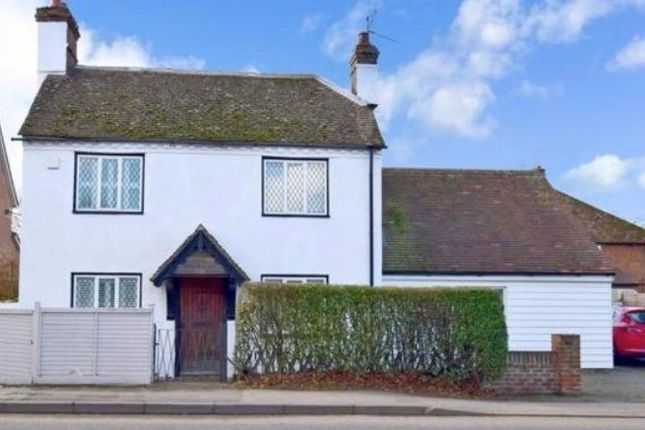 4 bed detached house for sale in Maidstone Road, Paddock Wood, Tonbridge TN12