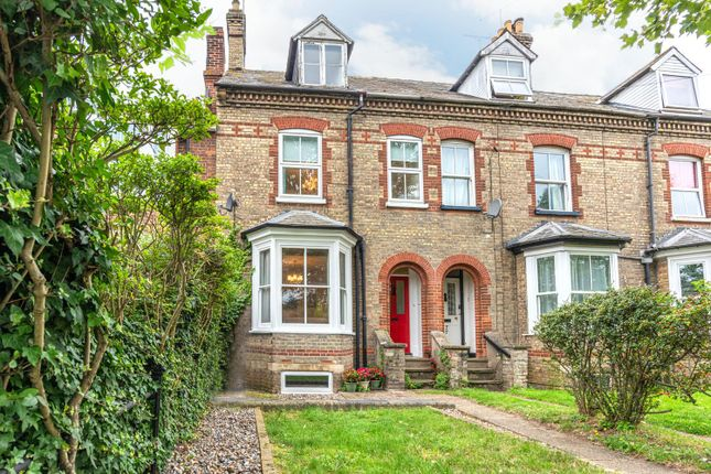 Thumbnail End terrace house for sale in Fornham Road, Bury St. Edmunds