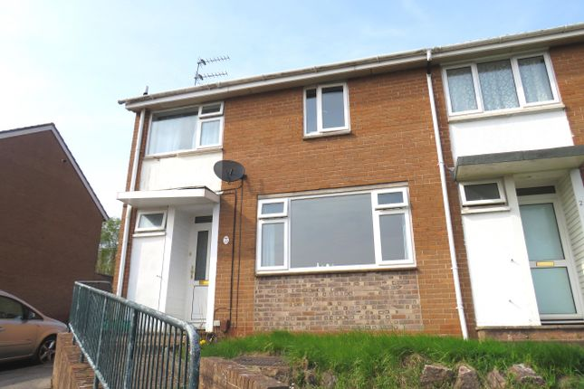 Thumbnail Property to rent in Bridespring Road, Exeter