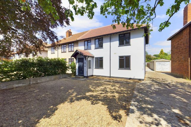 Thumbnail Semi-detached house for sale in Sunbury Way, Hanworth Park, Feltham, Middlesex