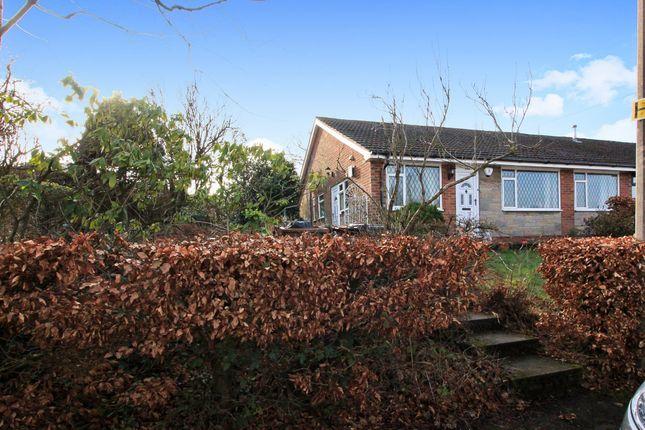 Thumbnail Semi-detached bungalow for sale in St. Aidans Avenue, Darwen