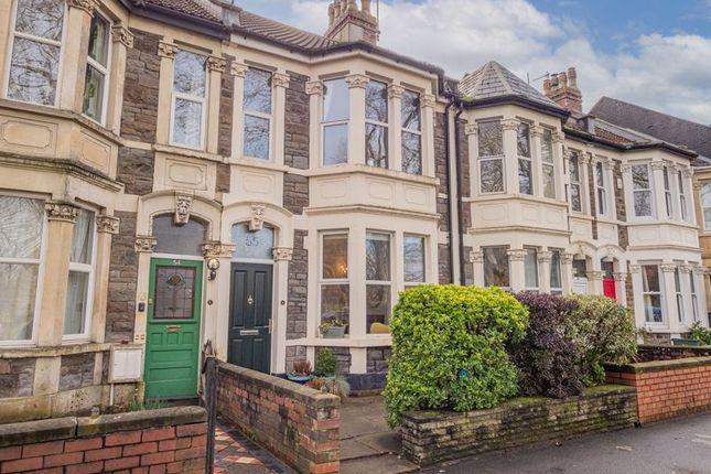 Thumbnail Terraced house for sale in Ashton Road, Bristol