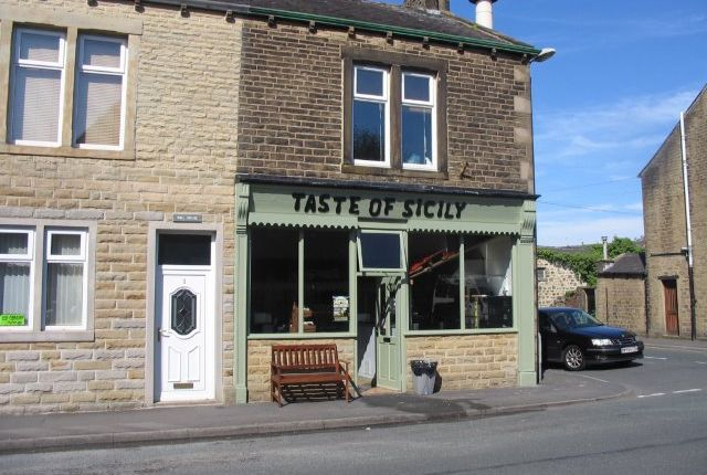 Retail premises for sale in New Road, Earby
