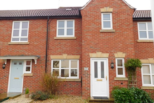 Thumbnail Town house to rent in Ocean Drive, Warsop, Mansfield