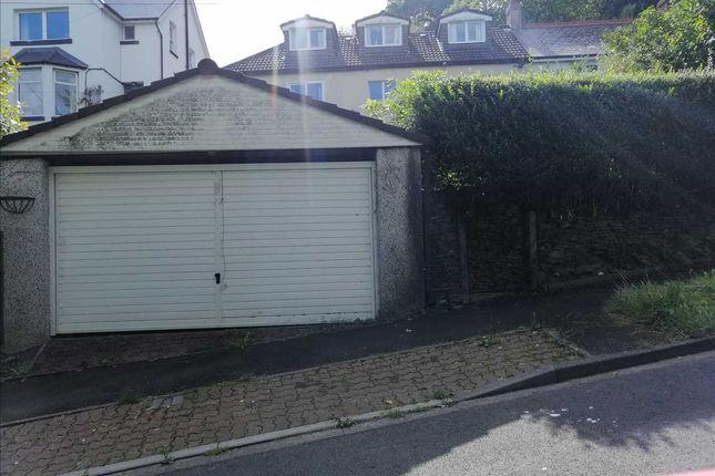 Garage of Gwenllian Terrace, Treforest, Pontypridd CF37