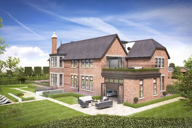 Thumbnail Detached house for sale in Hough Lane, Alderley Edge, Cheshire