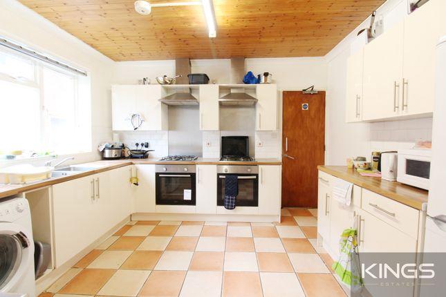 Thumbnail End terrace house to rent in Alma Road, Southampton
