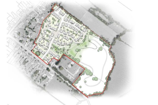Thumbnail Commercial property for sale in Residential Development Site, Launton, Blackthorn Road, Bicester, Oxfordshire